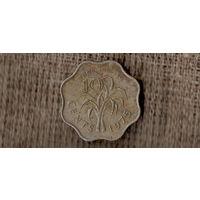 Свазиленд 10 центов 1975 /ФАО/Флора/ (С)