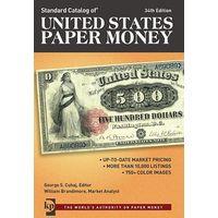 2015 - Краузе - Каталог бумажных денег США - на CD