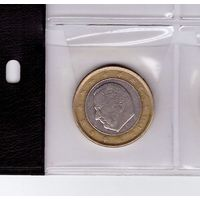 1 евро 1999 Бельгия. Возможен обмен