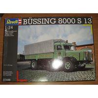 REVELL 1:24 Сборная модель BUSSING 8000 S13