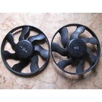 Вентилятор охлаждения для ситроен