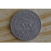 Восточная  Африка 1 шиллинг 1949