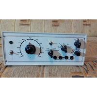 Генератор сигналов (функциональный генератор)