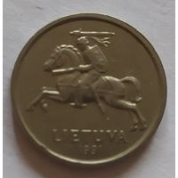 Литва 1 лит 1991