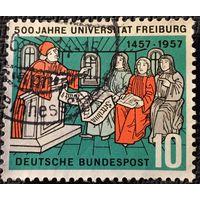 ЦІКАВІЦЬ АБМЕН! 1957, 500-годдзе ўніверсітэту Фрайбурга, 10 пфенігаў