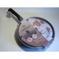 Сковорода KingHoff 22 см c Мраморным покрытием