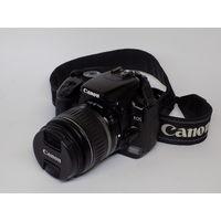 Зеркальный фотоаппарат Canon EOS 400D + Kit 18-55 mm