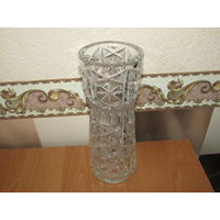 Хрустальная ваза СССР