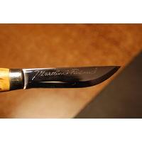 Нож финского типа J.Marttiini 220 Сделано в Финляндии