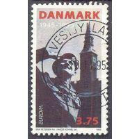 Дания Европа-Септ 1995 год Победа