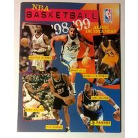 Куплю наклейки для альбома Баскетбол '98-'99  Панини  Panini