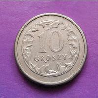 10 грошей 1991 Польша #03