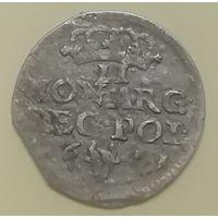 Ян Казимир 2 гроша 1651 г