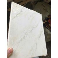 Плитка Керамин под мрамор 8,6кв.м. (снята со стен)