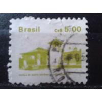 Бразилия 1986 Стандарт, архитектура 5,00