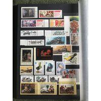 111 чистых марок СССР