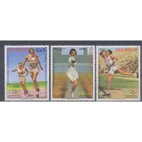 [1177] Парагвай 1983.Спорт.Олимпиада.