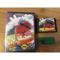 Картридж Sega/Сега 16 bit Стародел #26
