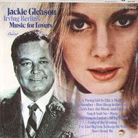 Jackie Gleason, Irving Berlin's Music For Lovers, LP 1968