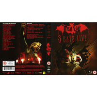 Meat Loaf – 3 Bats Live (DVD)