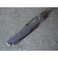 Старый карманный складной (перочинный) нож.