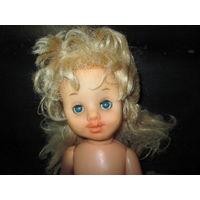 Кукла из СССР.высота 48 см.