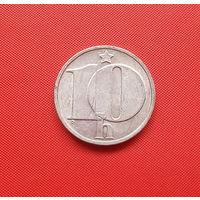 70-23 Чехословакия, 10 геллеров 1987 г.