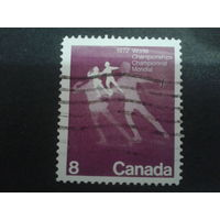 Канада 1972 фигурное катание