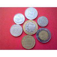 Куплю или обменяю свои лоты на монеты ИТАЛИИ с 1800 по 2001, в т.ч. юбилейку 1961-2001 (список расширен)