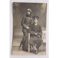 Фото дворянской пары до 1917 года фотография Эйхенвальдъ