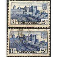 ЦІКАВІЦЬ АБМЕН! 1938, Каркасон, 5 франкаў