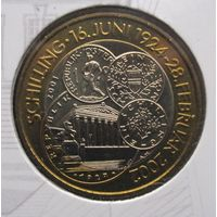 Австрия, 50 шиллингов, 2001