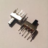 Переключатель движковый KLS7-SS06-12F 49EG7 / Микропереключатель