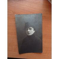 Фото на память с надписью, 1920 год.