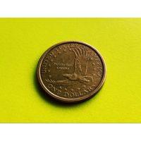 США. 1 доллар 2000 P.