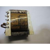 Трансформатор ШЛ25х20 (Болгария,230/20,8Вх2/11.0Вх2,расч. мощность 95 Вт)