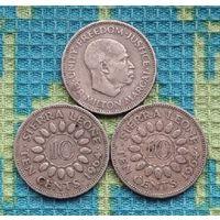 Сьерра-Леоне 10 цент 1964 года.