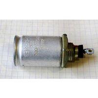 Конденсатор полярный (блок) К50-28 300+300 мкФ 50 В
