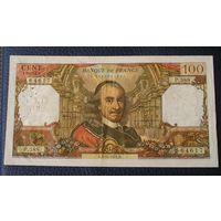 Франция, 100 Франков 1971
