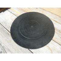 Резиновый мат для советского проигрывателя пластинок (диаметр 28 см)