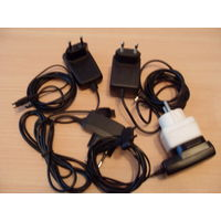 Зарядные устройства к мобильным телефонам