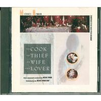 CD Michael Nyman - The Michael Nyman Band - The Cook, The Thief, His Wife And Her Lover / Music from the film by Peter Greenaway (1989) Neo-Classical, Post-Modern, Contemporary