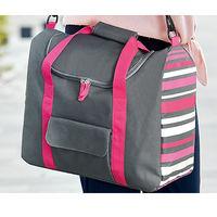 Стильная дорожно-спортивная сумка
