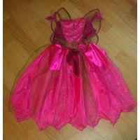 Платье феи Розетты с крылышками фирменное Дисней