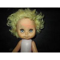 Кукла из СССР.высота 35 см.