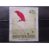 Папуа Новая Гвинея 1992 Птица