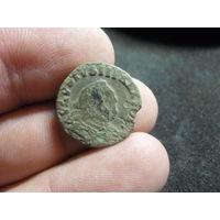1 грош 1755 г. Август 3 Речь Посполита