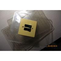 Накладка - рамка под выключатель ссср 5 шт