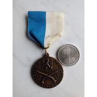 Медаль спорт стрельба из пистолета