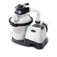 Песочный фильтр-насос Intex 26646, 7900 л/час (БУ 2 мес. полная комплектация, отличное состояние)